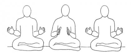 Дыхание Десяти. Медитация для избавления от болезней.